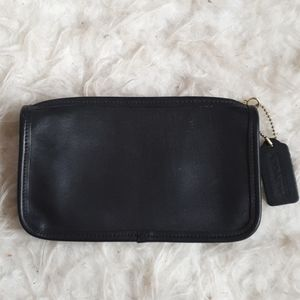 NWOT Coach vintage cosmetic pouch